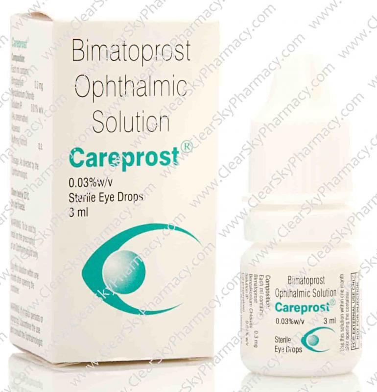 Bimatoprost Us Pharmacy