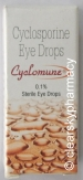 Cyclosporine Eye Drops