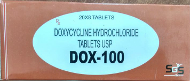 Generic Doxycycline Tablets