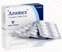 Generic Aromasin (Aromex by Alpha-Pharma)