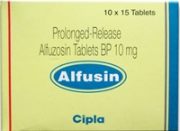 Generic Uroxatral (Alfusin by Cipla)