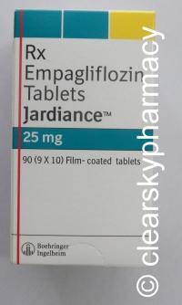 Jardiance 10 Mg Amp 25 Mg Empagliflozin Tablets Dosage