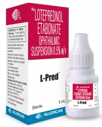 Generic Lotemax Eye Drops