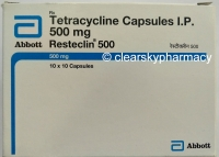 Tetracycline Hydrochloride Capsules